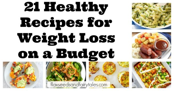 7 days of easy and amazing cheap weight loss recipes to try on busy days