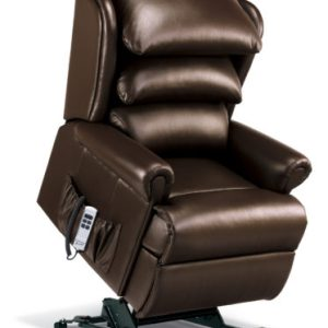 Windsor Royale Leather 'Lift & Rise' Recliner