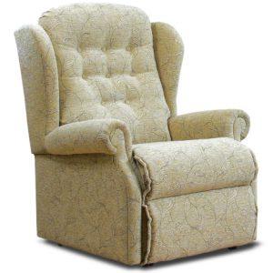 Lynton Standard Fabric Fixed Chair