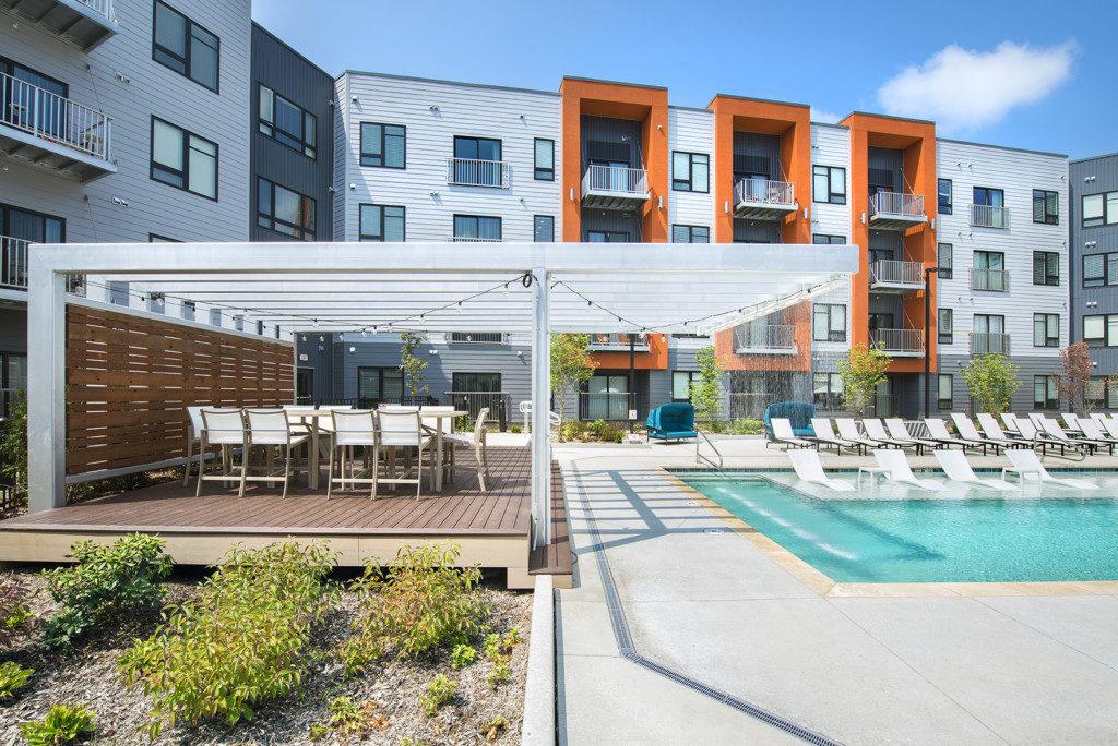 Union  Berkley Riverfront  Flaherty  Collins Properties