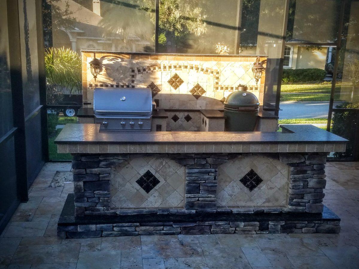 backsplashes for kitchen bath design creative outdoor kitchens backsplash - ...