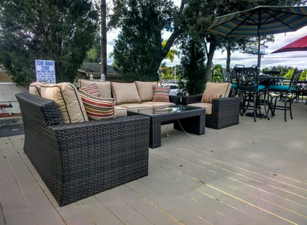 Creative Outdoor Furniture