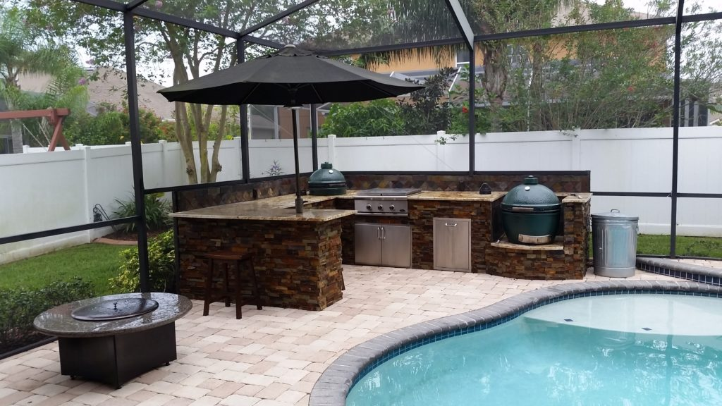 outdoor kitchens pictures one handed kitchen equipment creative of florida home