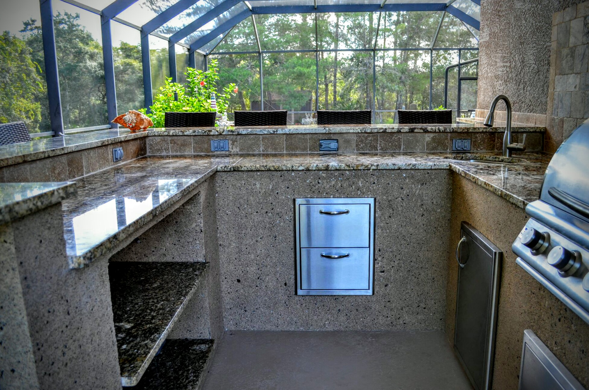 outdoor kitchen layout kitchens only creative of florida new ...