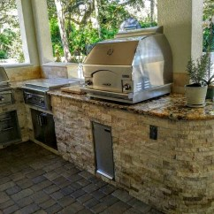 Outdoor Kitchen Oven Island Sale Creative Kitchens Of Florida With Grill 1