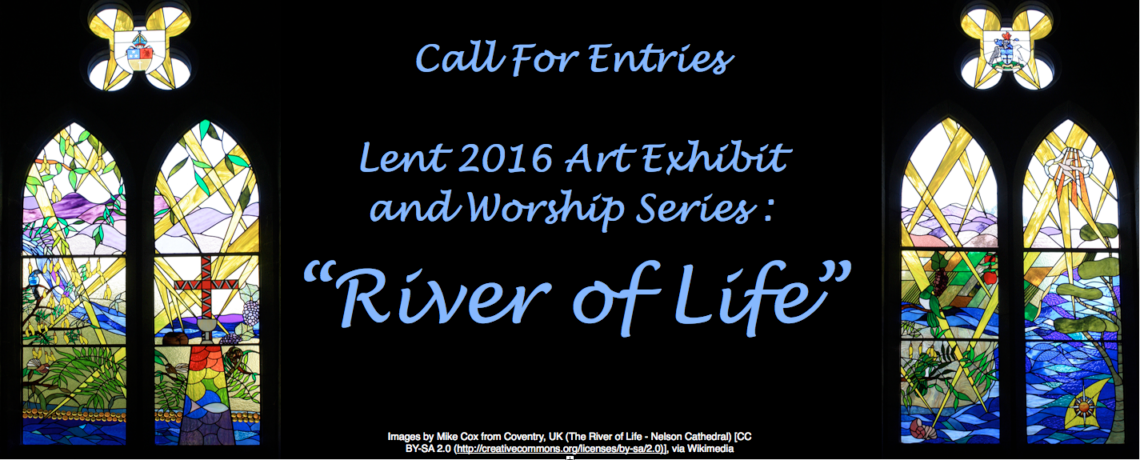 """River of Life"" Call For Entries"