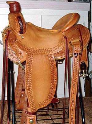 Sharps Saddlery Custom Mule Saddles Modified Association