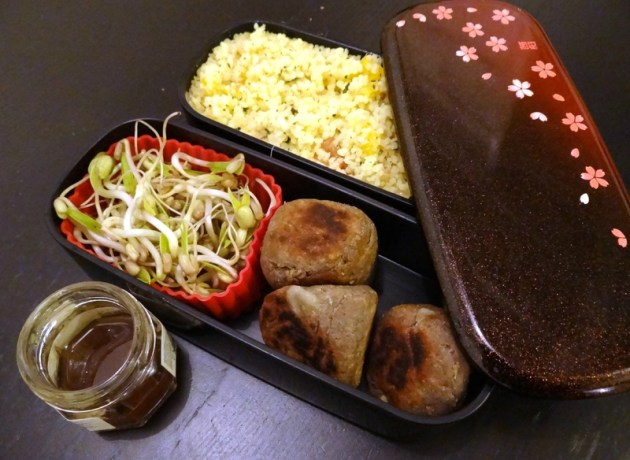 Fleanette's Kitchen - J'ai testé : les graines germées! Graines de soja (haricot mungo)