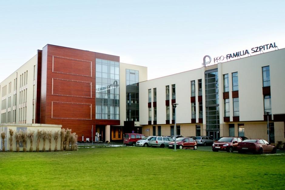 Szpital pro-familia przeprowadza zabiegi leczenia żylaków Flebogrifem