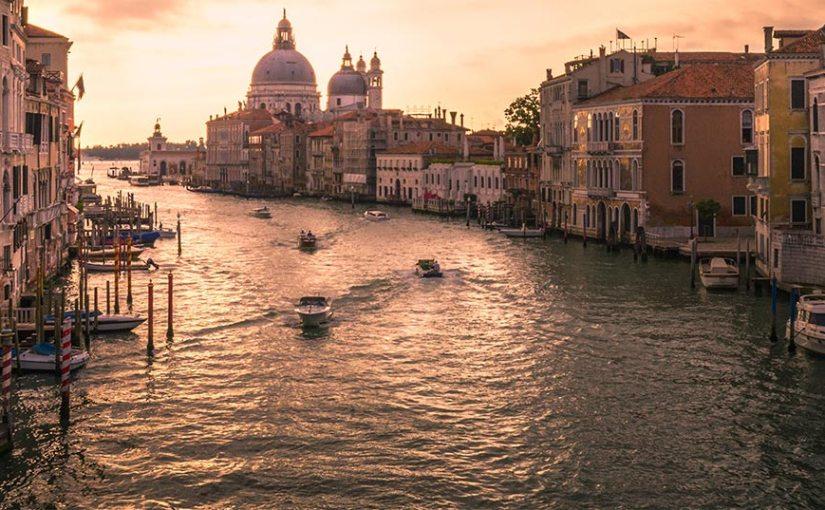 La muerte en Venecia, de Thomas Mann