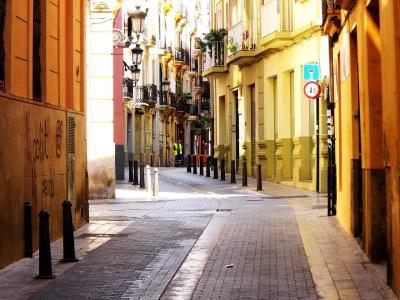 Valencia: Experiment Haustausch (Teil 2)