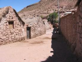 Atacama-Dorf