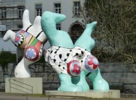 Nanas von Niki de Saint Phalle