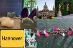 Hannover: vom schönsten Budget-Hotel zum chilligen Maschseefest