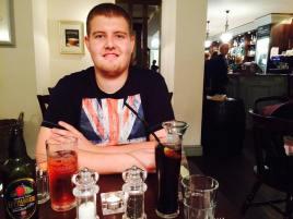 Robert at the Pub