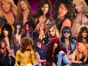 Hair Band Rockers