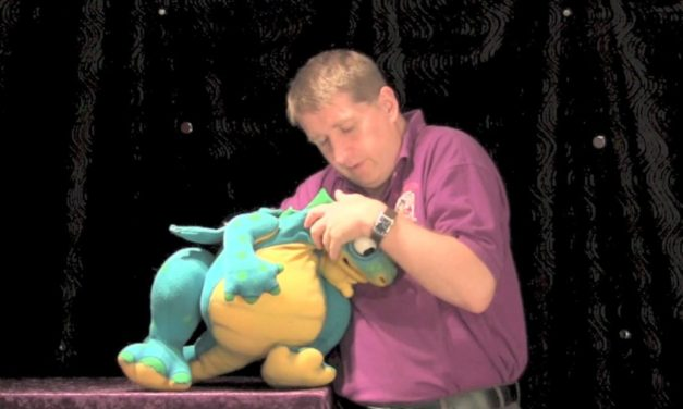 Puppetry for Beginners – Learning the Basics