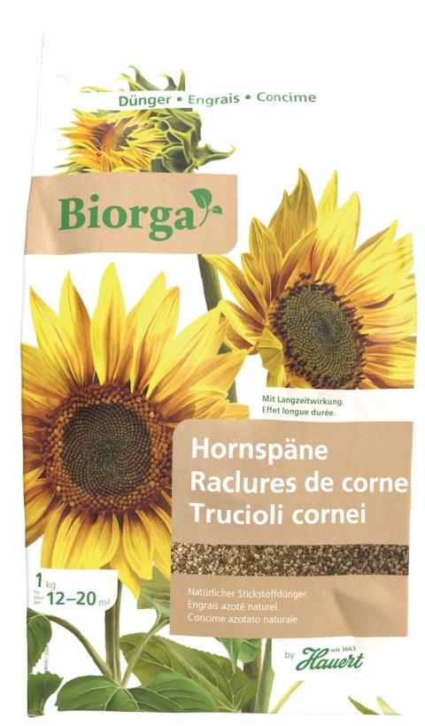 Biorga Hornspäne 1 kg