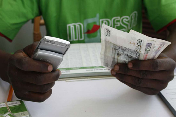 MPESA agent business