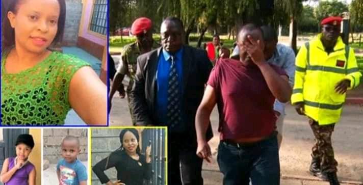 """Image result for KDF Major Peter Mugure Detained for 21 Days"""""""