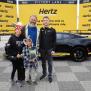 Hertz Announces Custom Camaro Sweepstakes Winner Rental
