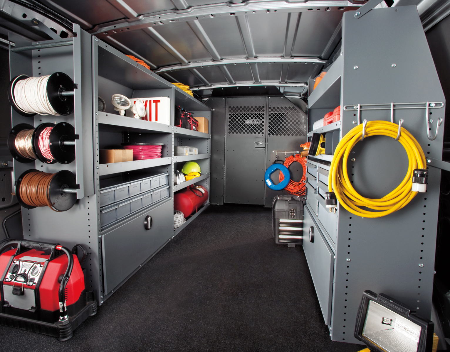 7 Factors To Consider When Upfitting Cargo Vans Operations