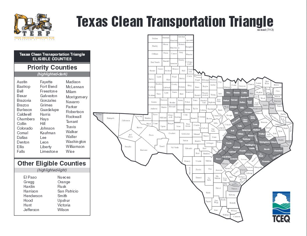 Texas Offers Grants for Alt-Fuel Infrastructure Projects