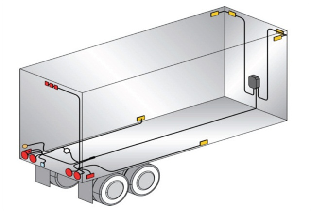 4 Way Trailer Plug Wiring Diagram Semi Truck Two Things You Should Know About Trailer Lighting And
