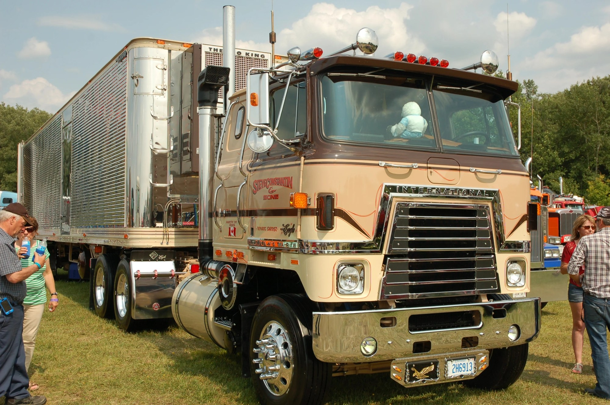 hight resolution of were those old trucks really as good as we remember on the road trucking info