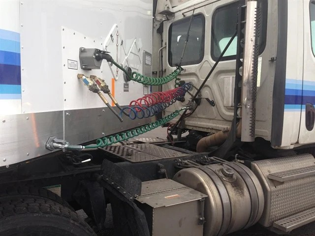 To Convert A Semi Truck Trailer Wiring Connector To A 7way Connector