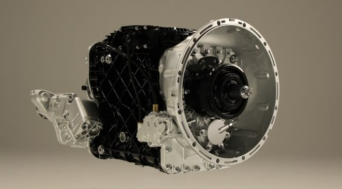 small resolution of mack s 12 speed mdrive hd transmission beefed up for vocational applications products trucking info