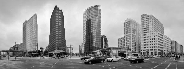 Potsdamer Platz; Berlin 2008