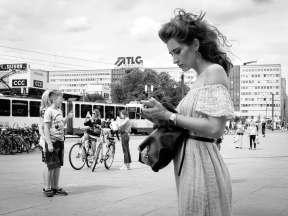 Alexanderplatz, Berlin 2016