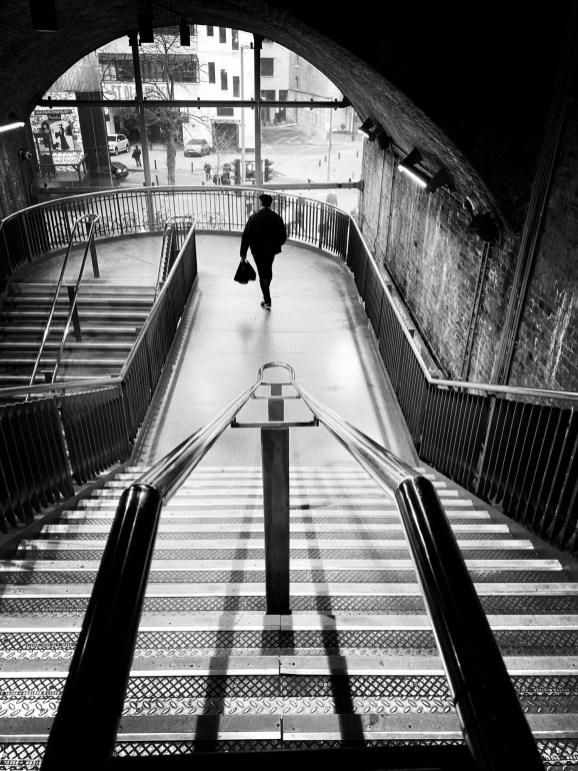 London Bridge Station, London 2020 Processed with Blackie