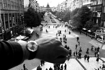 Reminiscence to Joseph Koudelka, Prague 2016