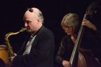 Mornington Lockett & Marianne Windham performing at Fleet Jazz (Nov 16). Image courtesy of David Fisher (Aldershot, Farnham & Fleet Camera Club).