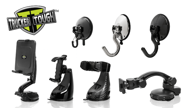 New Trucker Tough Mobile Accessories From Bracketron