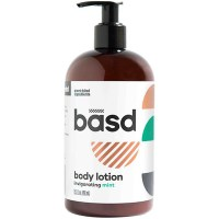 Basd Body Lotion in Invigorating Mint