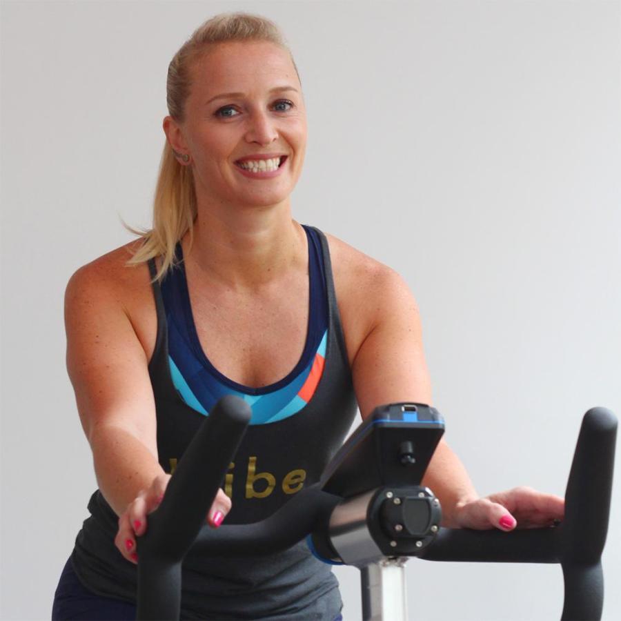 Heather Gardner, founder of Tribe Fitness
