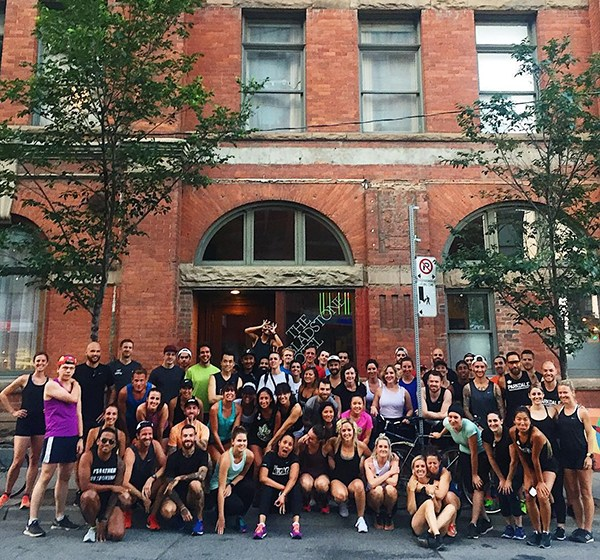 Toronto running crews