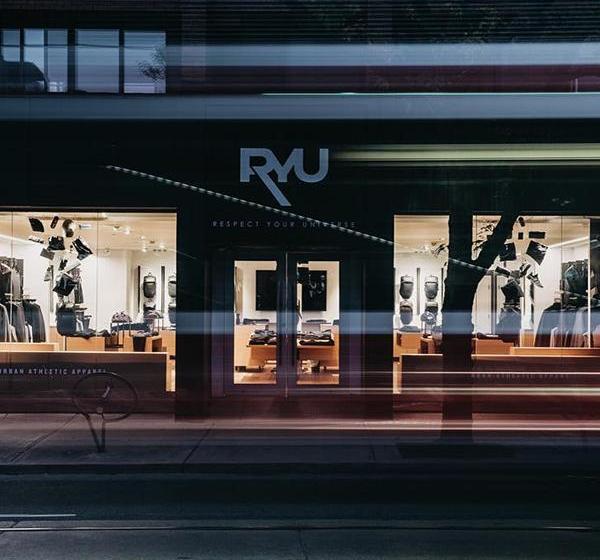 RYU Toronto store