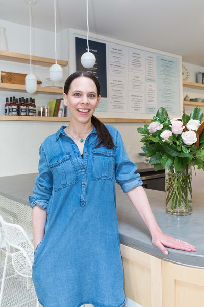 Sarah Huggins of Mary Be Kitchen