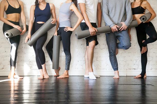 Toronto fitness events