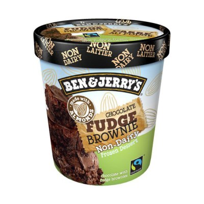 Ben & Jerry's Chocolate Fudge Brownie Non-Dairy