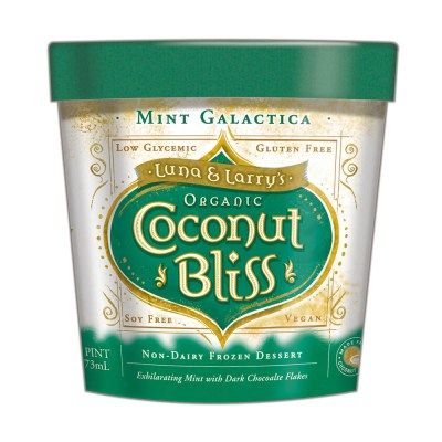 Luna & Larry's Organic Coconut Bliss Mint Galactica