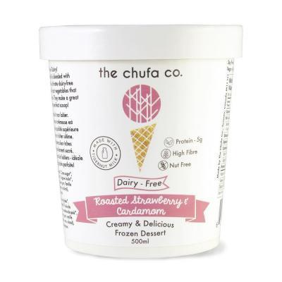 The Chufa Co. Roasted Strawberry & Cardamom Dairy-Free
