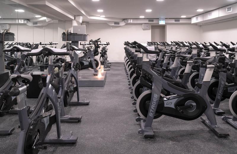 Loft Cycle Club spinning studio