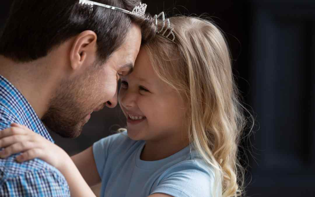 Custody, Parenting Time of dad with very happy daughter.