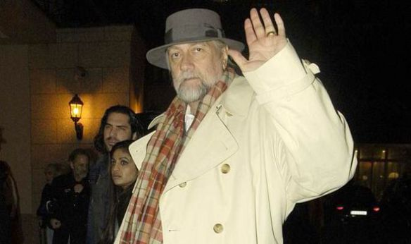 Mick Fleetwood has a taste for alternative and custom fashion [GETTY]