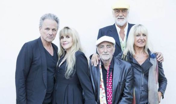 The Mac Pack Are Back: Fleetwood Mac are reunited and ready to rock[BAND PR]